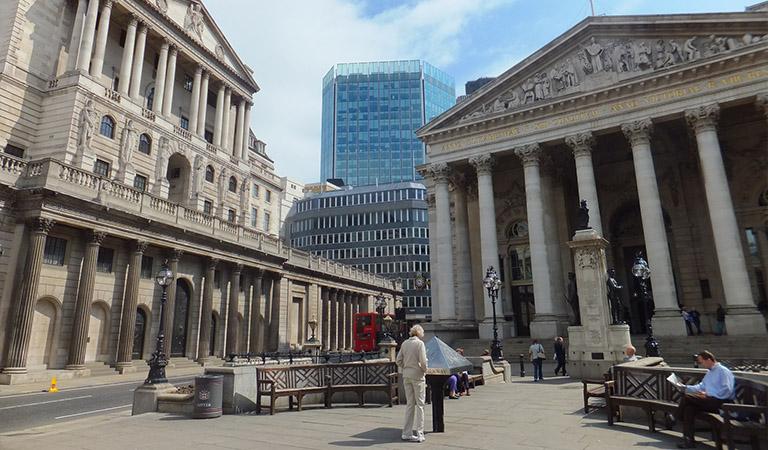 LONDON BANK MUSEUM
