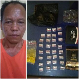 Hakim Diringkus Polisi, 31 Paket Shabu Gagal Beredar