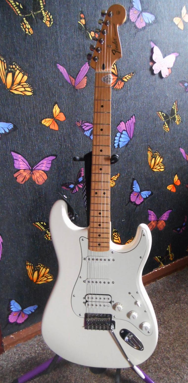Fender HSS Stratocaster