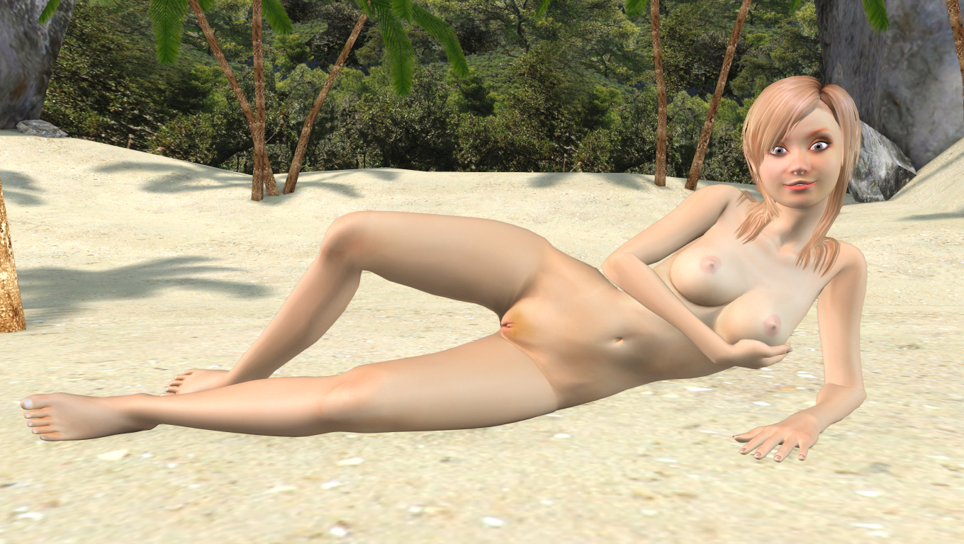 Sex On Nude Beach Porn
