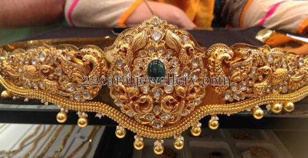 Types of Vaddanam Designs