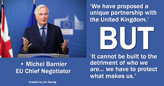 Michel Barnier's big BUT