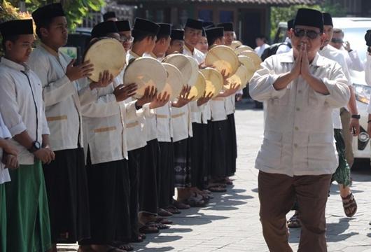 Keturunan Pendiri NU Ramai-ramai Dukung Prabowo