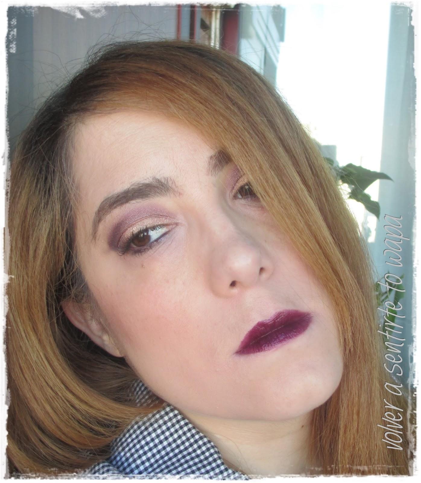 Maquillaje Look Femme Fatale