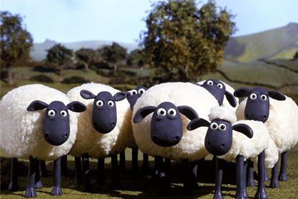 佛學小故事:指羊為狗
