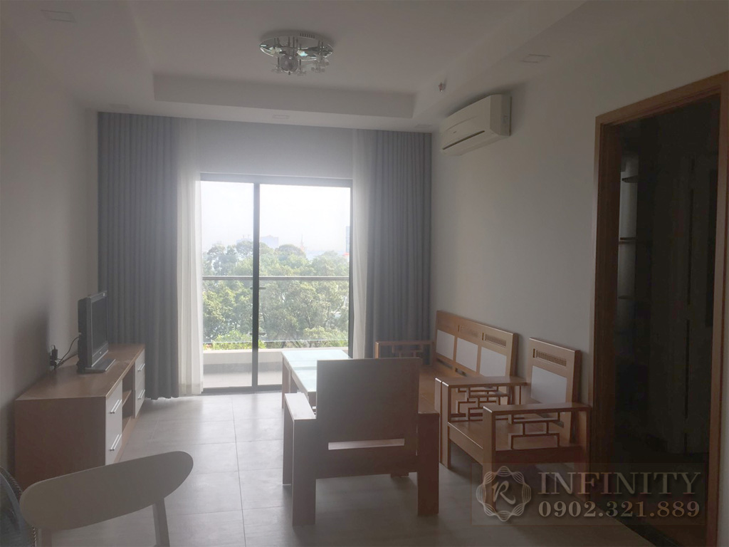 Căn hộ Everich Infinity quận 5 An Dương Vương cho thuê tầng 10 - 2 phòng ngủ