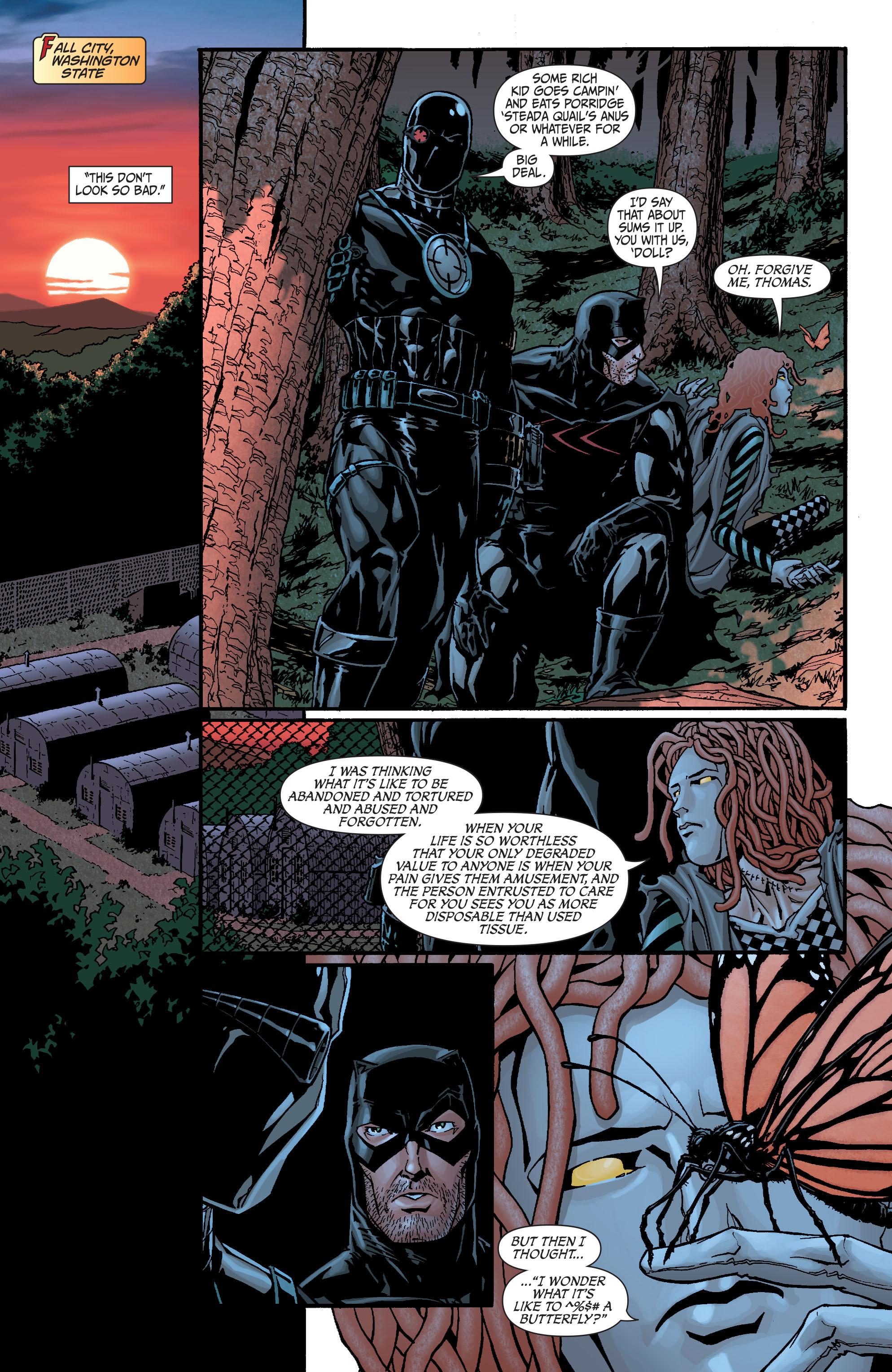 Read online Secret Six (2008) comic -  Issue #19 - 2