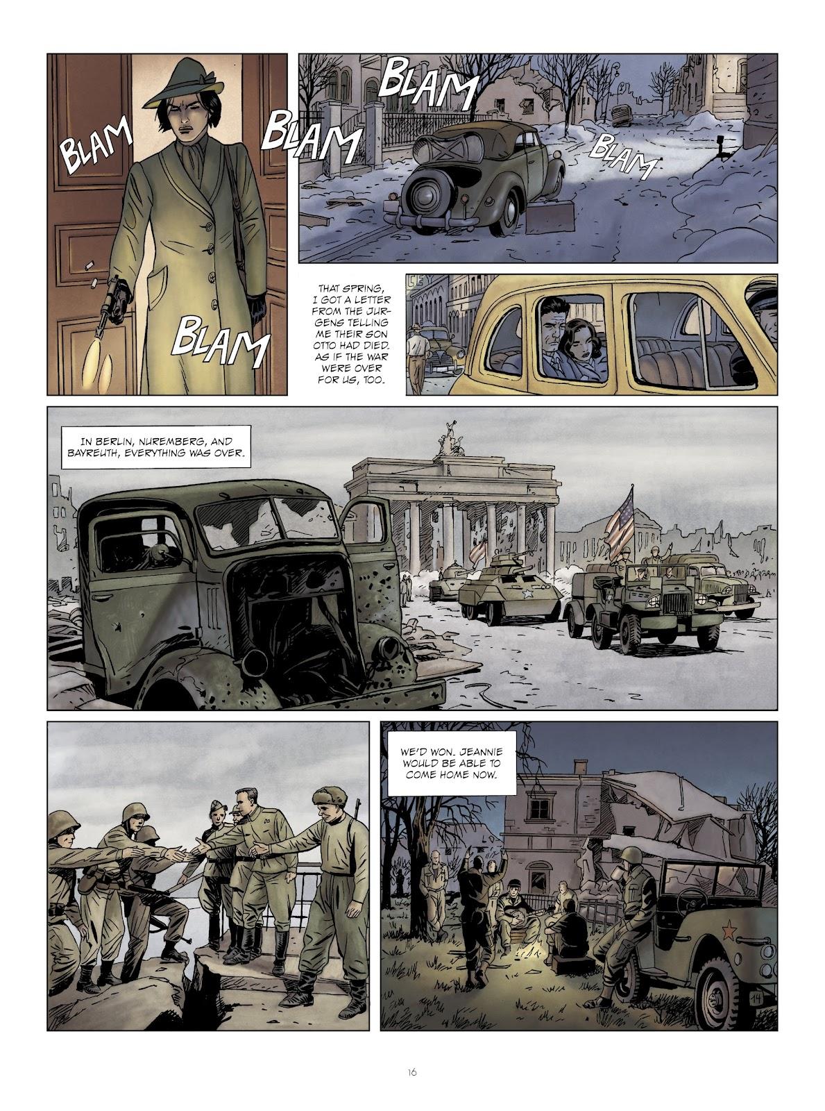 Read online Sherman comic -  Issue #6 - 16