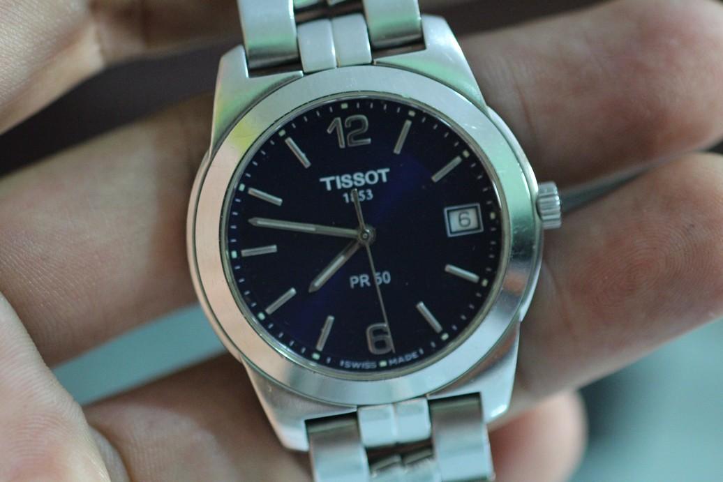 Цена: 4 руб., продано 29 ноября часы tissot pr50 automatic, механика, оригинал – купить на юле.
