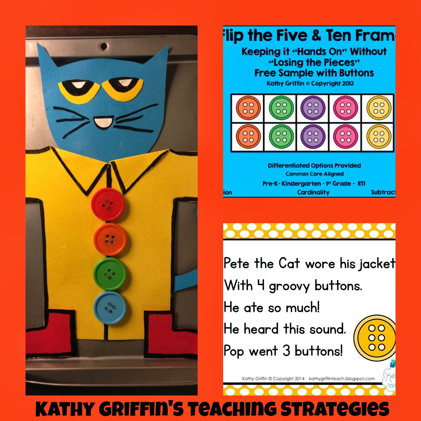 Kathy Griffin S Teaching Strategies February