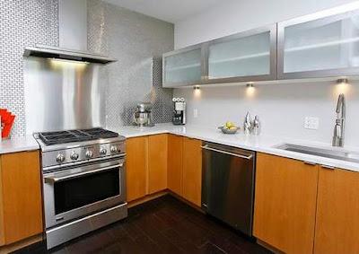Cara Mengubah Dapur Lama Menjadi Modern