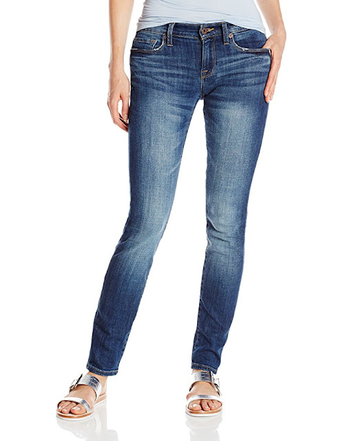Amazon Prime: Lucky Brand Sofia Skinny Jeans for only $43 (reg $119)!