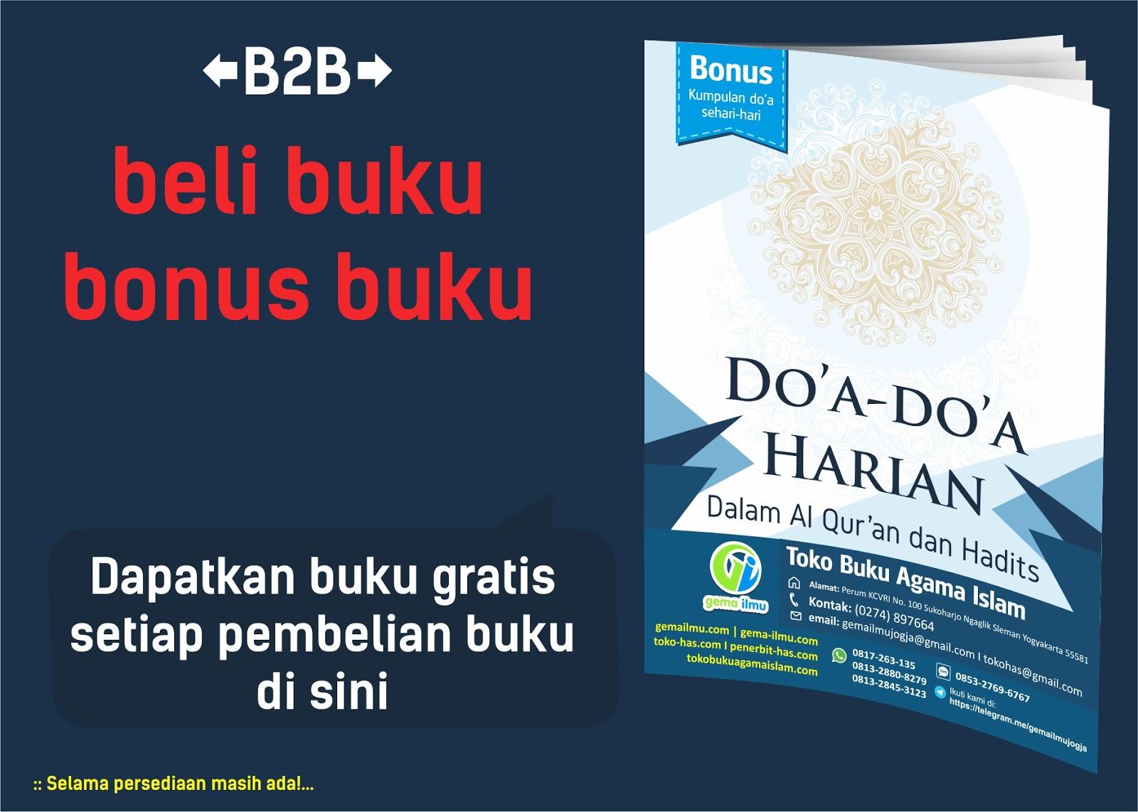 Toko Buku Agama Islam Online