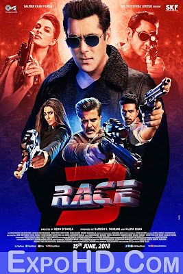 Race 3 Full Movie Hindi 2018 HD Download Now 720p_ 1080p_ Watch Online