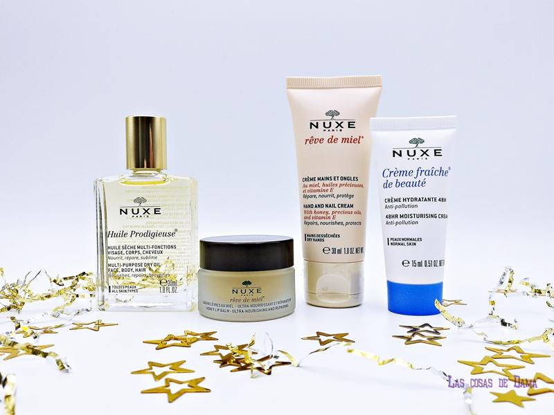 f03a622af Nuxe Navidad Cofres Regalo beauty farmacia chritsmas belleza gift facial  corporal perfume