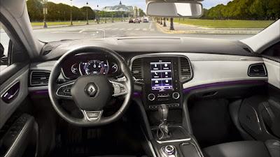 Renault Talisman, interior