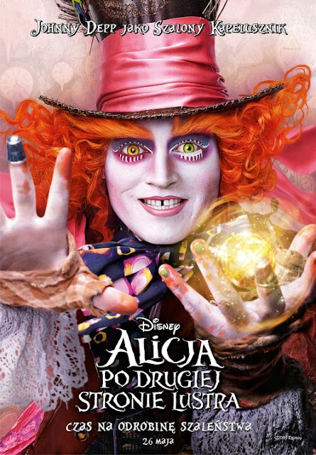Film Alice Through the Looking Glass (2016)