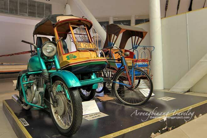 transportation museum tmii jakarta