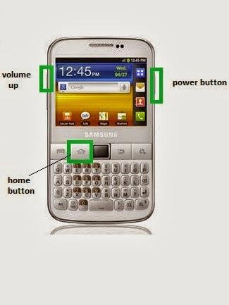 Hard Reset Samsung Galaxy Y Pro B5510