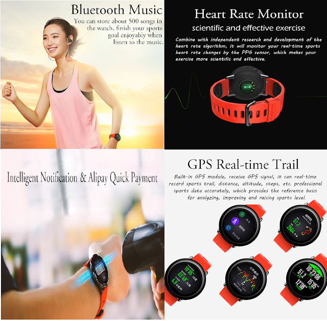 1. Heart Rate Monitor