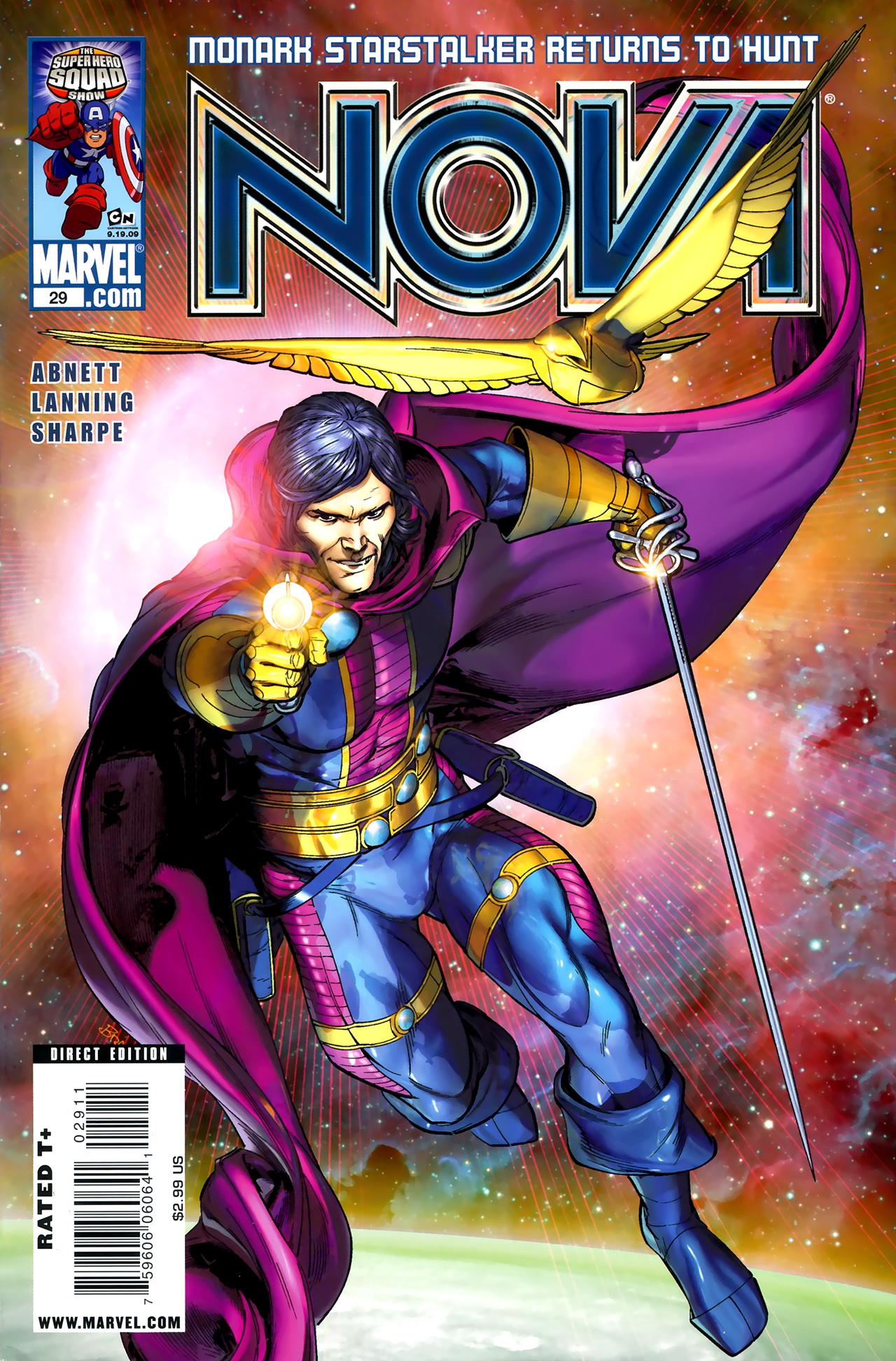 Nova (2007) issue 29 - Page 1
