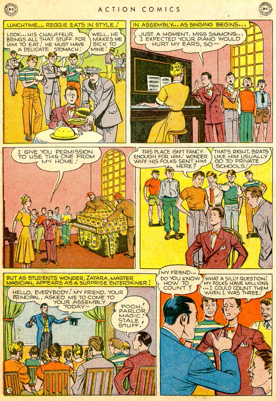 Read online Action Comics (1938) comic -  Issue #126 - 26