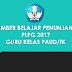 Modul PLPG 2017 Guru Kelas PAUD/TK Materi Pedagogik dan Bidang Pengembangan PAUD