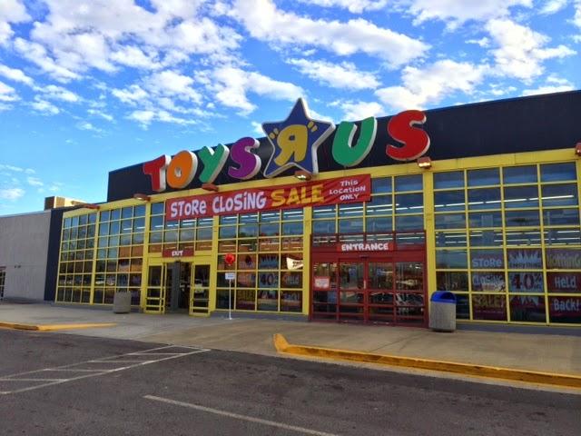 Tomorrow S News Today Atlanta Report Toys Quot R Quot Us May