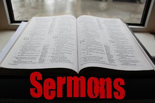 The Reverend Garibaldi McFlurry Sermon Psalm 137 By The Rivers Of