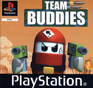Download PC Game Team Buddies PS1