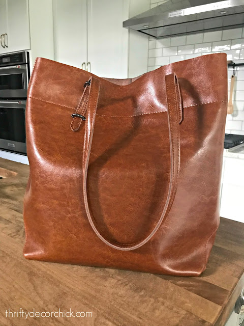 Best leather purse Amazon