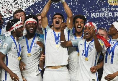 Under-20 World Cup win great news for Spurs youngsters future