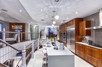 Thiết kế nội thất phòng ăn tiện nghi