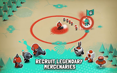 Tactile Wars Version 1.6.2 (MOD, Medal/Unlock) Free on Android No Root