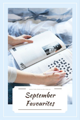 September Favourite Pinterest