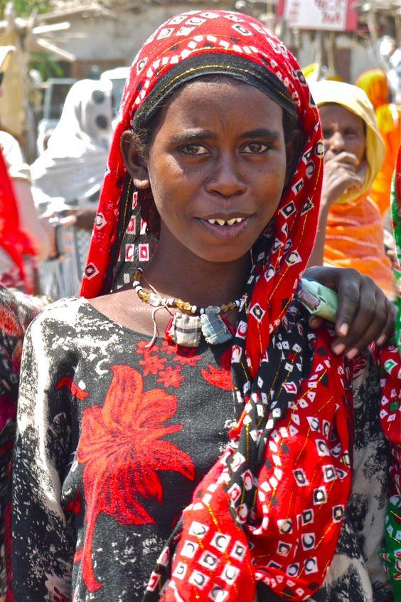 Djibouti women