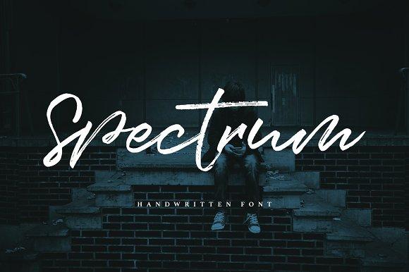 spectrum, fuente, tipografia, descargar,