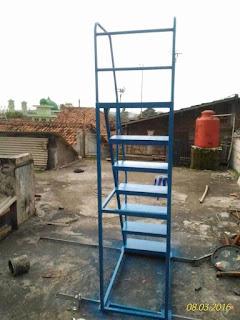 tangga dorong murah tangerang