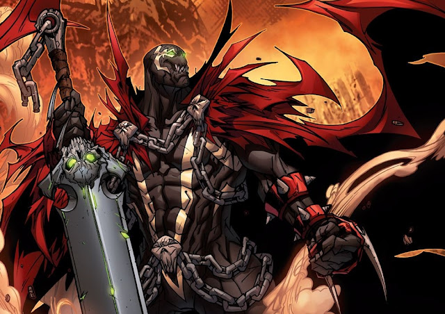 Spawn espada