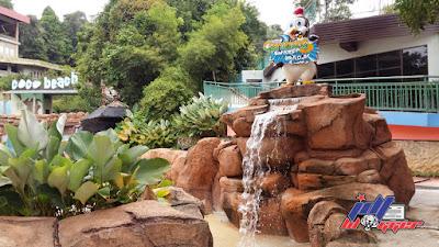 Harga Tiket Masuk ke Taman Tema Air Bukit Gambang