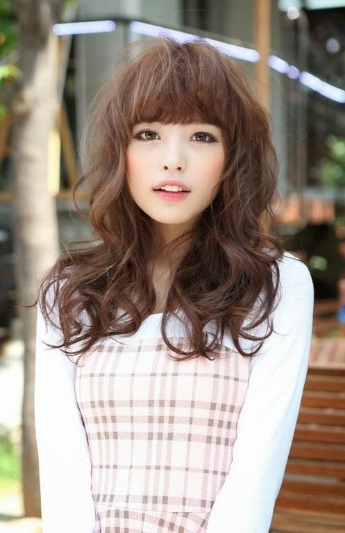 Japan Damen Frisuren 2 Frisuren Für Lange Haare