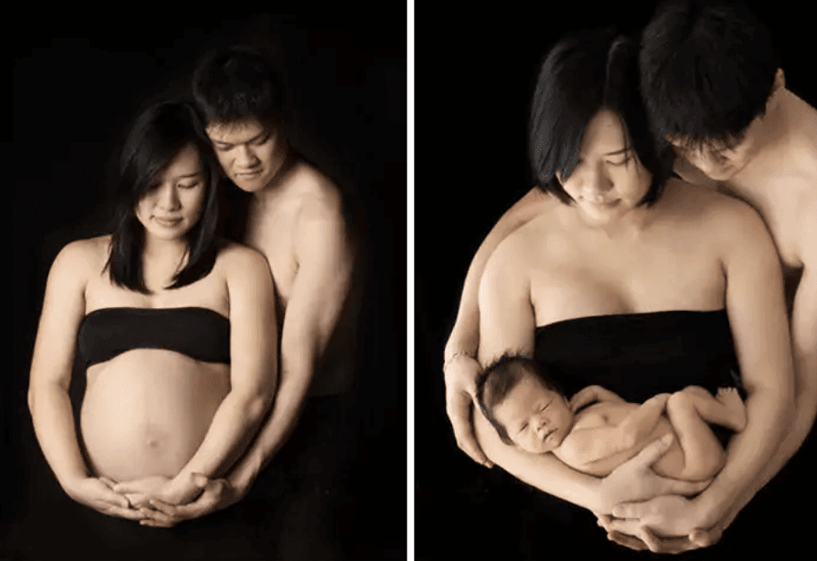 25+ Before & After Pregnancy Pictures That Will Make Your Heart Melt