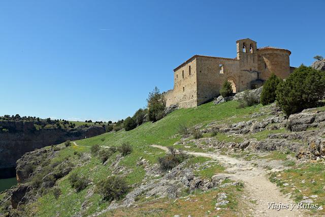 Ermita de San Frutos, Hoces del Duratón