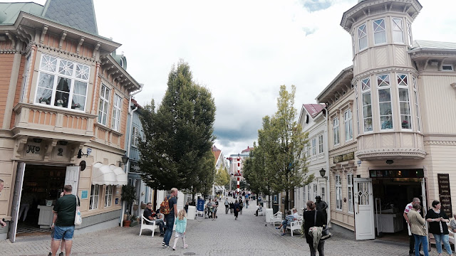 Photo of Main Street at Liseberg
