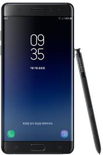 Harga HP Bekas Samsung Galaxy Note FE