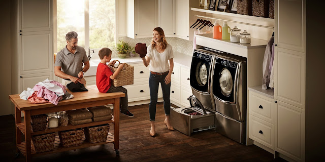 Save on LG TwinWash Washers and Dryers!