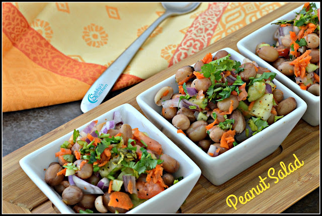 Peanut Salad Recipe