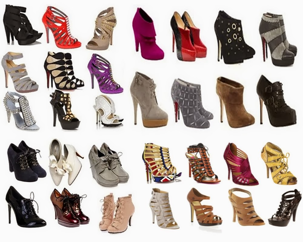 ee7e66162 Orquídea Negra  Sapatos pequenos para grandes mulheres! Para ...