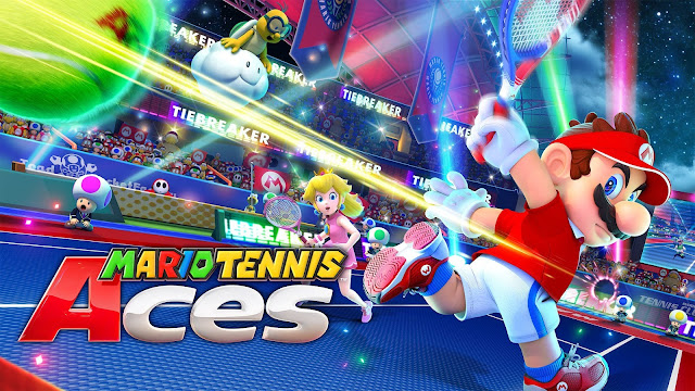 mario tennis aces - Mario Tennis Aces switch XCI NSP