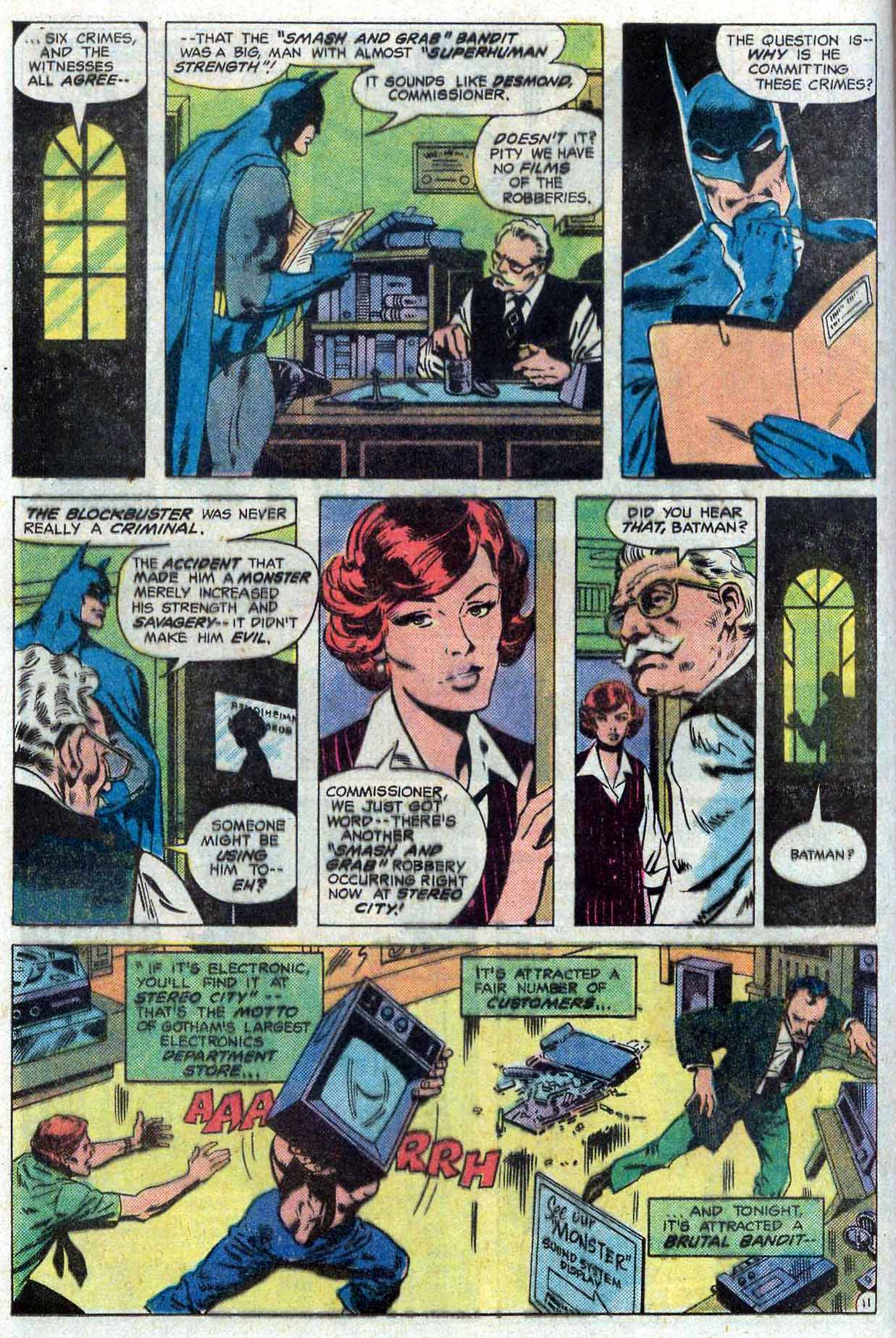 Detective Comics (1937) 498 Page 11
